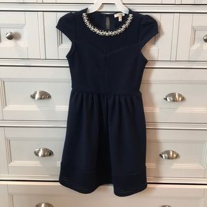 Monteau Girls Dress